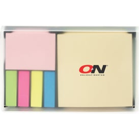 Customizable Easi-Notes Box with Your Logo