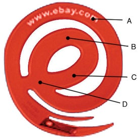 Logo E-Business Letter Openers