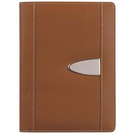 Eclipse Bonded Leather Portfolio for Promotion