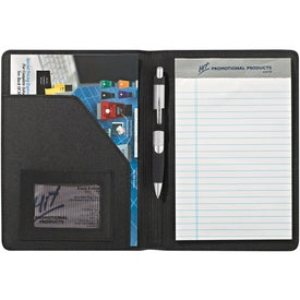 Promotional Eclipse Bonded Leather Portfolio