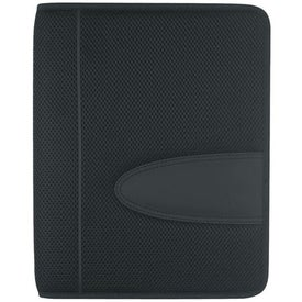 Eclipse Mesh Zippered Portfolio with Calculator for Your Church