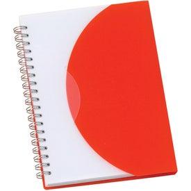 Monogrammed Eclipse Notebook