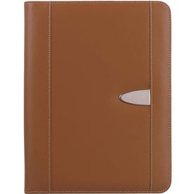 Custom Customizable Eclipse Bonded Leather Portfolio