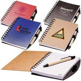 Imprinted Eco Easy Jotter Combo