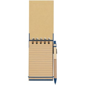 Eco Friendly Spiral Jotter and Pen for Your Church