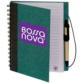 Company Eco Journal Book Combo