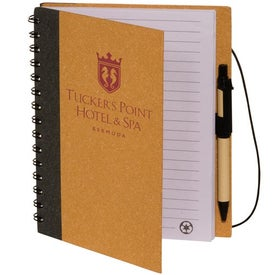 Eco Journal Book Combo for Your Company