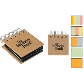 Eco Note Holder Branded with Your Logo