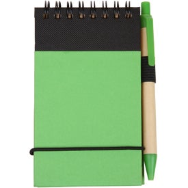 Eco/Recycled Jotter for Your Company