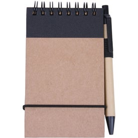 Eco/Recycled Jotter for Marketing