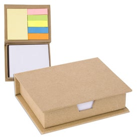 Eco/Recycled Sticky Note Memo Case for Your Church