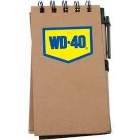 Eco-friendly Jotter for Marketing