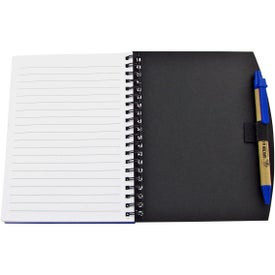 Branded Ecologist Hardcover Notebook Combo