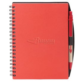 Promotional Ecologist Hardcover Notebook Combo