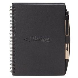 Customized Ecologist Hardcover Notebook Combo