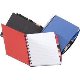 Ecologist Hardcover Notebook Combo