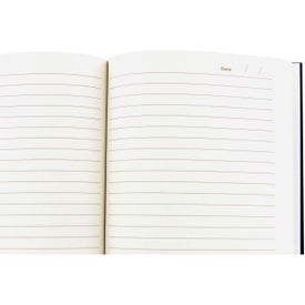 Personalized Eco Perfect Bound Notebook - Colorplay