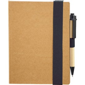 Company Eco Perfect Bound Notebook and Pen