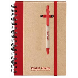 Eco Hard Cover Journal Combo - Colorplay for Promotion