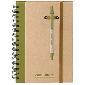 Eco Hard Cover Journal Combo - Colorplay for Advertising