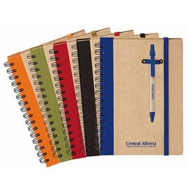 Eco Hard Cover Journal Combo - Colorplay