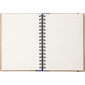 Eco Spiral Hard Cover Journal Combo for Customization