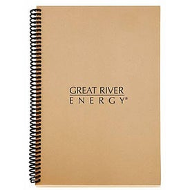 Eco Spiral Notebook - Colorplay for Promotion