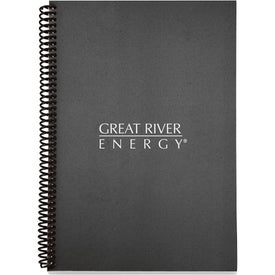 Eco Spiral Notebook - Colorplay Branded with Your Logo