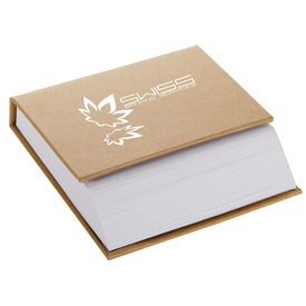 Edge Memo Stack Imprinted with Your Logo