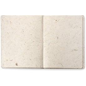 Custom Elephant Poo Poo Paper Notebook