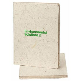 Elephant Poo Poo Paper Notebook