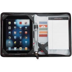 Elleven Jr. Zippered Padfolio for iPad Giveaways