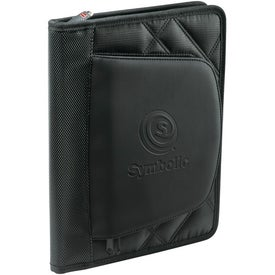 Elleven Jr. Zippered Padfolio for iPad
