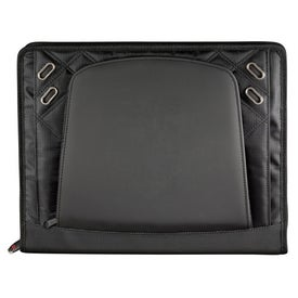 Advertising Elleven Zippered Padfolio for iPad