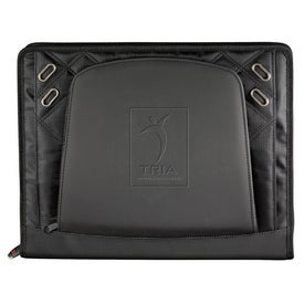 Elleven Zippered Padfolio for iPad