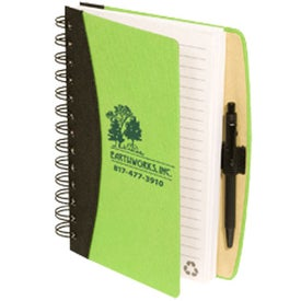 Enviro-Jotter Printed with Your Logo