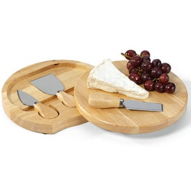 Personalized Epicurean Wine and Cheese Kit