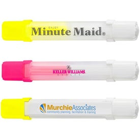 Erasable Double Highlighter for Your Organization