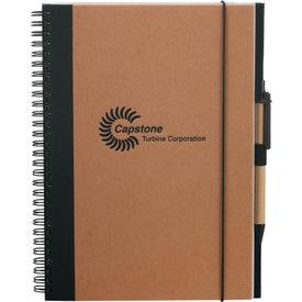 "Company Evolution 7"" x 10"" Journal"