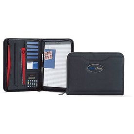 Executive Calculator Padfolio Printed with Your Logo