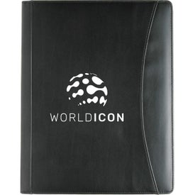 Executive Crescent Padfolio (30 Sheets)