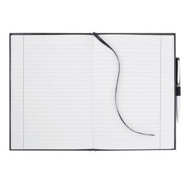 Executive Large Bound JournalBook Branded with Your Logo