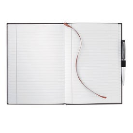 Executive Large Bound JournalBook with Your Logo
