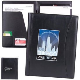 Executive Portfolio with PVC Cover for Your Organization