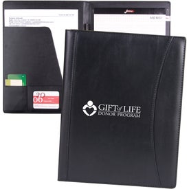 Executive Portfolio with PVC Cover for Customization