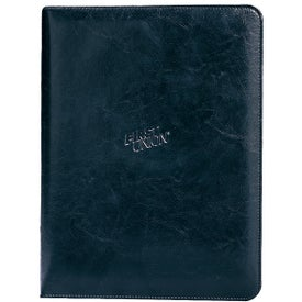 Advertising Executive Vintage Leather Writing Pad
