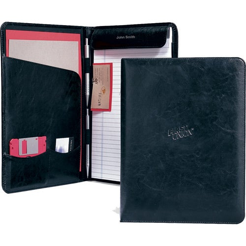 Executive Vintage Leather Writing Pad