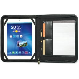 Monogrammed Executive Wired E-Padfolio