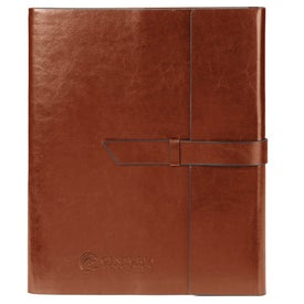 Logo Fabrizio Cover and Notebook Combo