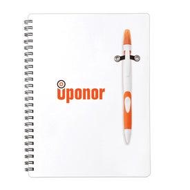 Custom Fame Pen Highlighter Combo White